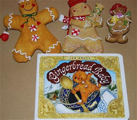 gingerbread theme activities for preschool and 456 | Gingerbread Baby Blog 002