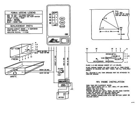 kib rv monitor panel wiring diagram wiring diagram