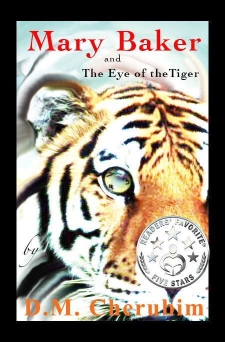 dm cherubim author  mary baker   eye   tiger