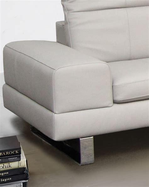 canapé cuir ou tissu canapé angle allen j 5 places en cuir ou en tissu têtières