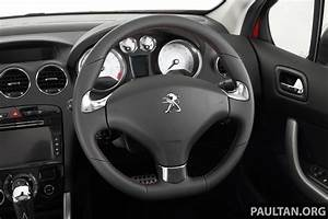Peugeot 408 Griffe Upgrade Package Announced Image 210338