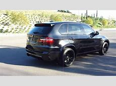 X5M Supersprint exhausts FOR SALE YouTube