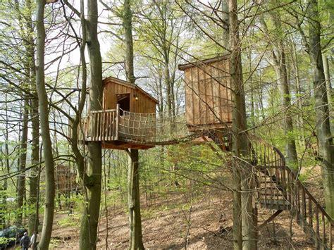 Baum Haus Hotel by Die 24 Sch 246 Nsten Baumhaushotels In Deutschland Travelbook