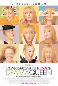 CONFESSIONS OF A TEENAGE DRAMA QUEEN | Movieguide | Movie ...