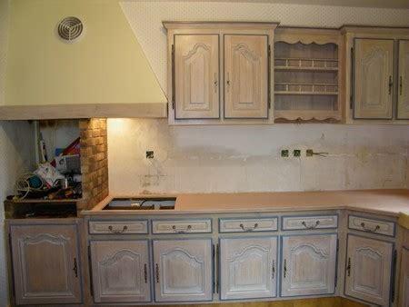 ton cuisine personnalisé une cuisine intégrée relookée par une céruse atelier de