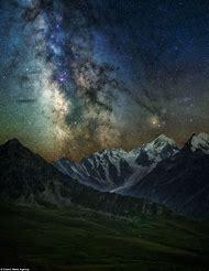 Milky Way Star Tracker