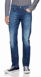 Diesel Mens Size Chart Lee Daren Slim Fit Jeans Mens Vintage After Dark Blue