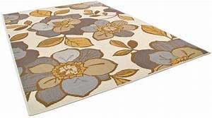 teppich happy holiday 4 oriental weavers rechteckig With balkon teppich mit tapete große punkte