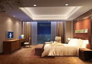 Bett Mit Fernseher : deckenbeleuchtung f r schlafzimmer 64 fotos ~ Sanjose-hotels-ca.com Haus und Dekorationen