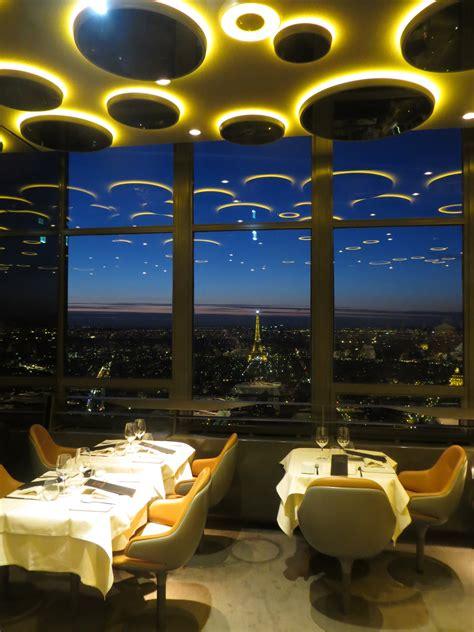 ciel de bar cuisine ciel de restaurant montparnasse with panoramic view luxe
