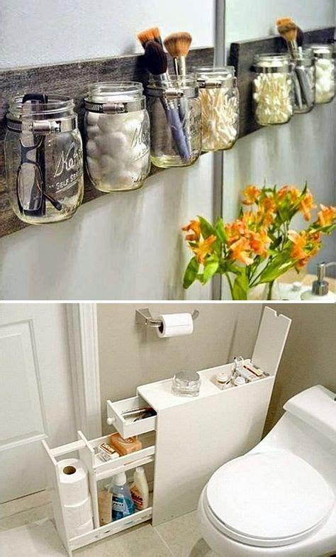 Como Conseguir Espaço Para Organizar  No Banheiro Casa