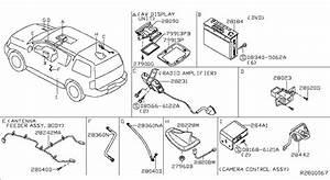 2010 Nissan Pathfinder Oem Parts
