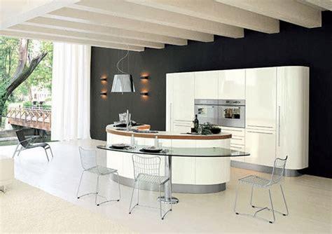 cuisine snaidero 40 diseños de modernas islas de cocina ideas con fotos