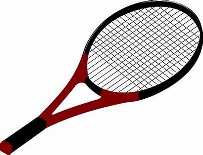 Tennis Racket Drawing Vector Pixabay Graphic