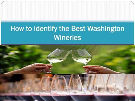 identify wineries washington ppt powerpoint presentation skip