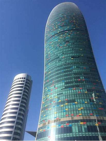 Tower Kuwait Kipco Architect Building Keo Skyscraper