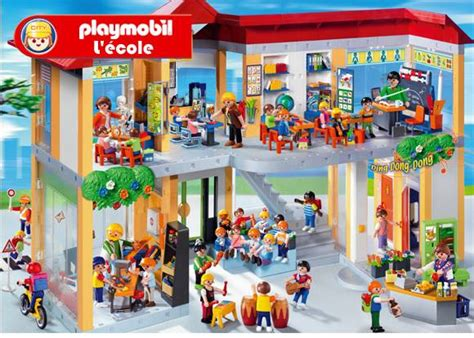 playmobil salle de sport playmobil ecole 4324 achat vente univers miniature black friday le 24 11 cdiscount