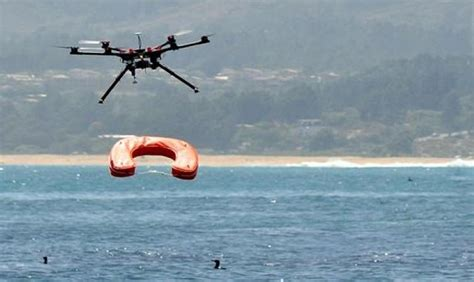 Search and Rescue, an Application of Drones - Trackimo