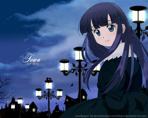 Moon Phase Anime Wallpaper - tsukuyomi moon phase wallpaper and background image