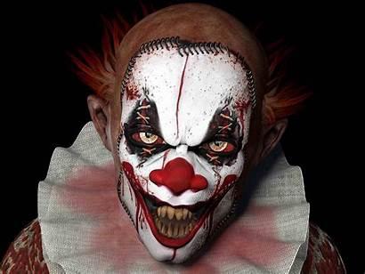 Clown Evil Dark Non