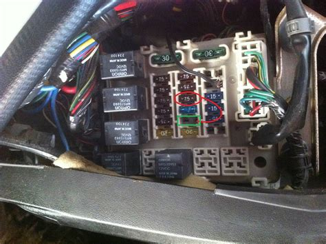 2000 Eclipse Fuse Box Relay N by Mitsubishi Eclipse Gt I A 02 Eclipse That Has No Power
