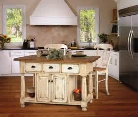 Country Kitchen Island Custom Amish Country Kitchen Island