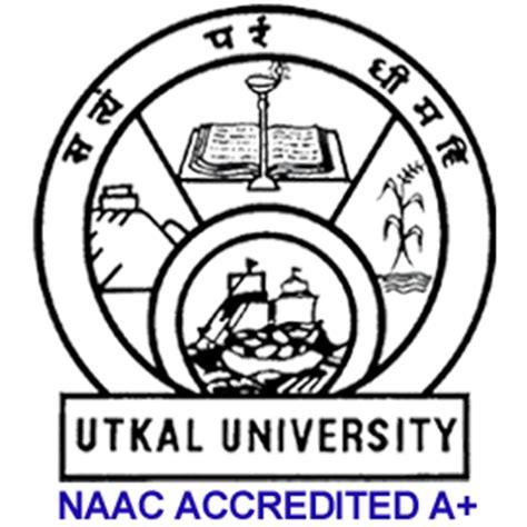 utkal university  application form syllabus