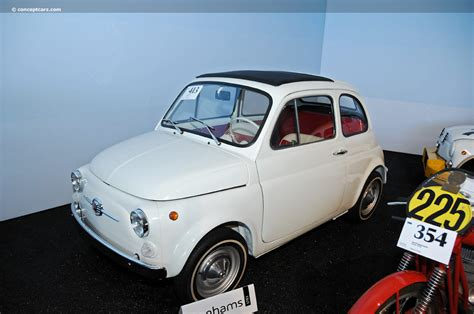 Fiat 500 History by 1967 Fiat 500 History Pictures Value Auction Sales