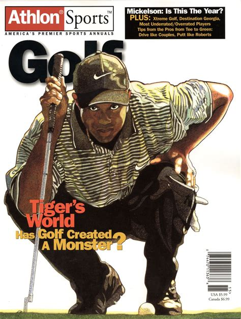 Is Tiger Woods back? Mixed-Media Painting by George ...