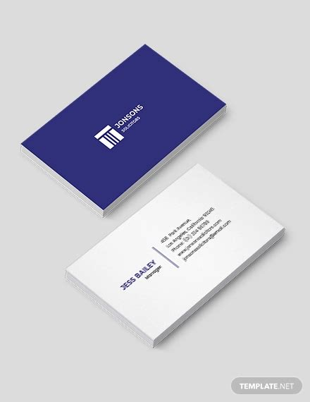lawyers business card templates psd ms word