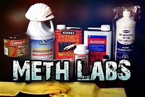 Tennessee Releases Report On Meth Production