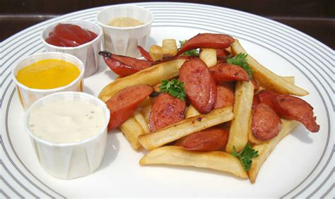 papa cuisine salchipapas peruvian fast food peru delights