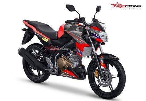 modifikasi striping yamaha  vixion advance ala desmosedici motogp motoblast