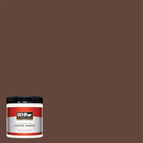home depot interior paints behr premium plus 8 oz s g 770 wild horse interior exterior paint sle s g 770pp the home