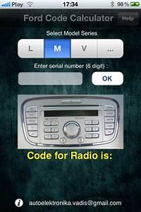 Code Autoradio Ford : ford fiesta 06 radio code ~ Mglfilm.com Idées de Décoration