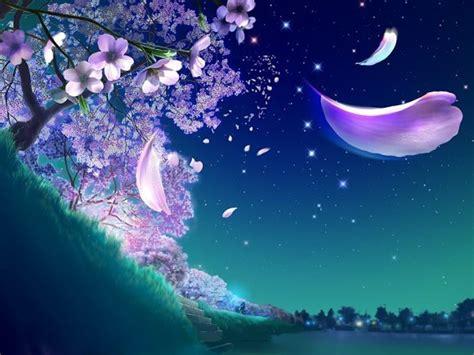 Permalink to Anime Wallpaper Cherry Blossom