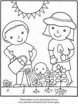 Garden Coloring Dover Publications Flowers Tuinieren Kleurplaten Doverpublications Welkom Bij Flower Spring Sheets Welcome Kleurplaat Azcolorare Coloriages Gardens Jardinage Piscine sketch template