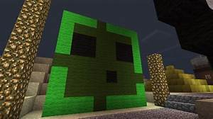 slime face Minecraft Project
