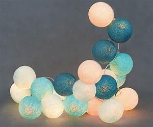 Cotton Ball Lights : 20 kul gentle breeze cotton ball lights ~ Orissabook.com Haus und Dekorationen