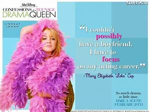 Confessions Of A Teenage Drama Queen, Lindsay Lohan, szal ...