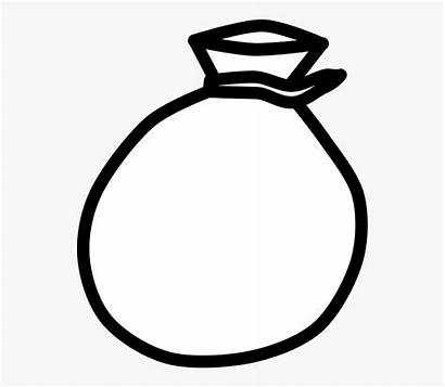 Bag Clipart Money Clip Clear Bags Empty