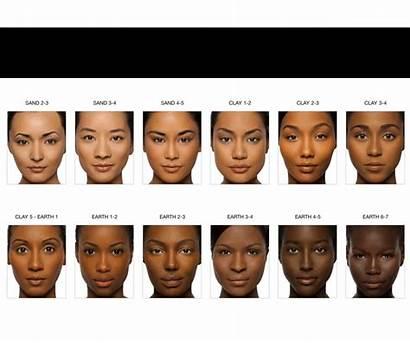 Makeup Skin American African Native Tone Care
