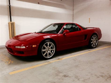 Acura Nsx For Sale In by 1992 Acura Nsx 3 0l 5 Speed For Sale