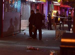 One dead, another critically wounded in overnight NYC ...