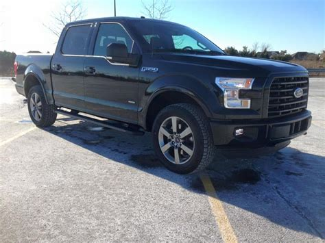 2016 F150 V6 by My New Truck 2016 Ford F 150 Xlt Sport 3 5l V6
