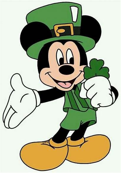 Mickey Mouse Patricks Clipart Clip