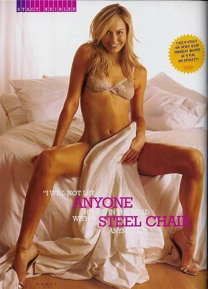 Stacy Keibler Stuff Magazine 2005 Fanpop Club