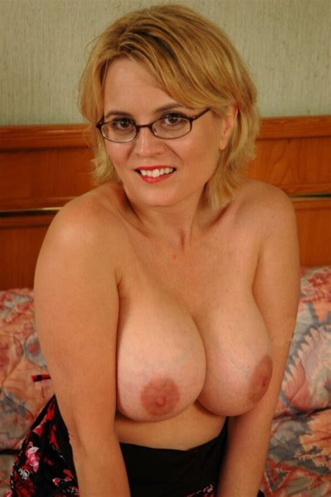 Tits Out Milf Edition Classy With Glasses Mature Porn