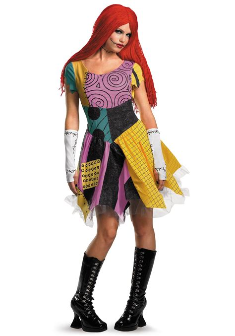 sassy sally costume - Sally From The Night Before Christmas