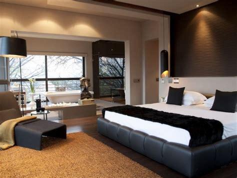 simple luxury bedroom  minimalist home